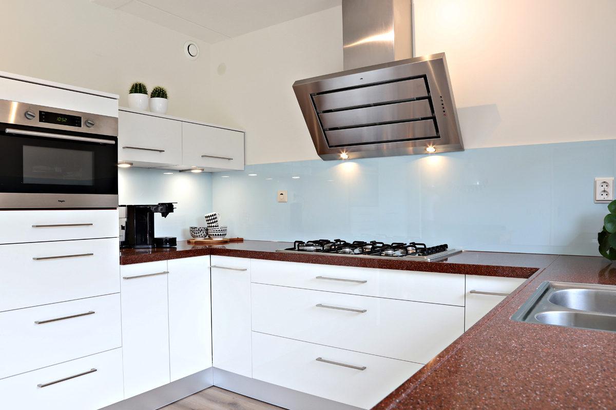 Nieuwe keuken Skipsleat in Joure